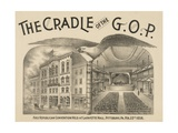 The Cradle of the GOP – the First Republican Convention