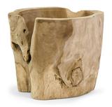 Bogo Teakwood Vase