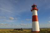 List-East Lighthouse on Sylt Island
