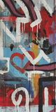 Streetlife I Giclée par Tony Koukos