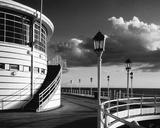 The Pier Worthing B&W