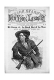 Kit Carson  Jr  the Crack Shot of the West