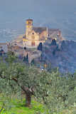 Italy  Umbria  Perugia District  Assisi  Basilica of San Francesco
