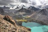 Ala Kul (Ala Kol) Lake (3560 M)  Issyk Kul Oblast  Kyrgyzstan