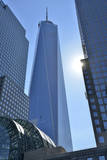 Freedom Tower at the World Financial Center  New York  Usa