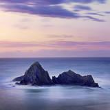 Spain  Basque  Ondarroa  Rock Formations at Sea