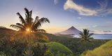 Philippines  Southeastern Luzon  Bicol  Mayon Volcano