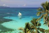 Philippines  Visayas  Boracay Island  Diniwid Beach