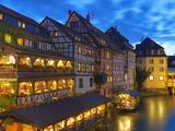 France  Alsace  Strasbourg  La-Petite-France