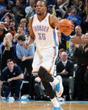 Jan 27  2014  Atlanta Hawks vs Oklahoma City Thunder - Kevin Durant
