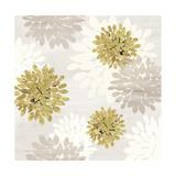 Gilded Aesthetic Flowers