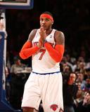 Mar 10  2014  Philadephia 76ers vs New York Knicks - Carmelo Anthony