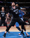 Dec 22  2013  Minnesota Timberwolves vs Los Angeles Clippers - Kevin Love  DeAndre Jordan