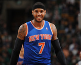Mar 12  2014  New York Knicks vs Boston Celtics - Carmelo Anthony