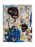 ISBN Giclée par Jean-Michel Basquiat