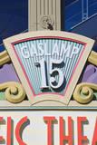 Gaslamp Quarter  San Diego  California  Usa