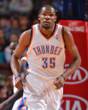 Jan 25  2014  Oklahoma City Thunder vs Philadelphia 76ers - Kevin Durant