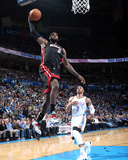 Feb 20  2014  Miami Heat vs Oklahoma City Thunder - LeBron James