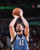 Feb 23  2014  Minnesota Timberwolves vs Portland Trail Blazers - Kevin Love