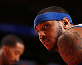 Jan 30  2014  Clevseland Cavsaliers vs New York Knicks - Carmelo Anthony