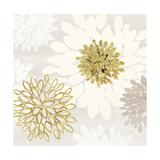 Gilded Aesthetic Bloom