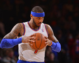 Jan 24  2014  Charlotte Bobcats vs New York Knicks - Carmelo Anthony
