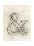 Symbol & in Pen
