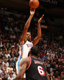 Jan 29  2015  Oklahoma City Thunder vs Miami Heat - Kevin Durant