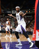 Mar 18  2014  Washington Wizards vs Sacramento Kings - DeMarcus Cousins