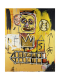 Untitled (Orange Sports Figure) Giclée par Jean-Michel Basquiat