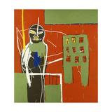 Pedestrian Giclée par Jean-Michel Basquiat