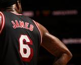 Jan 29  2014  Oklahoma City Thunder vs Miami Heat - LeBron James