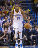 Feb 23  2014  Los Angeles Clippers vs Oklahoma City Thunder - Kevin Durant