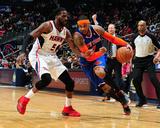 Feb 22  2014  New York Knicks vs Atlanta Hawks - Carmelo Anthony