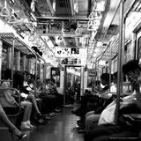 The Inside of Tokyo Metro