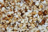 Texture Caramelised Popcorn