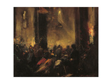 Midnight Mass in Rome