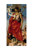 Griffoni Polyptych- St John the Baptist