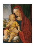 Madonna and Child known as That of the Beautiful Eyes
