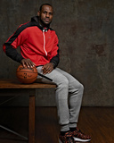 NBA All-Star Portraits 2014: Feb 14 - LeBron James