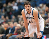 Jan 8  2014  Phoenix Suns vs Minnesota Timberwolves - Kevin Love