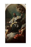 Saint Cajetan in Glory