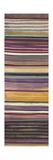 Purple Stripes Panel I