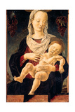 Madonna with the Sleeping Child (Madonna of the Zodiac)