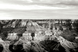 Grand Canyon Dawn I BW