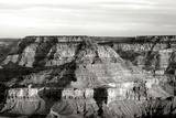 Grand Canyon Dawn III BW