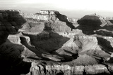 Grand Canyon Dawn IV BW
