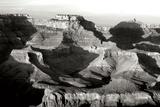 Grand Canyon Dawn IV BW