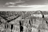 Grand Canyon Dawn II BW