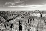 Grand Canyon Dawn II BW